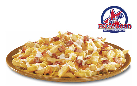 Invitación Bacon Cheese Fries