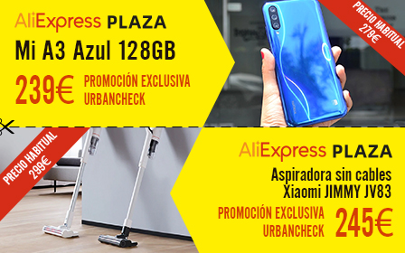 Oferta exclusiva AliExpress